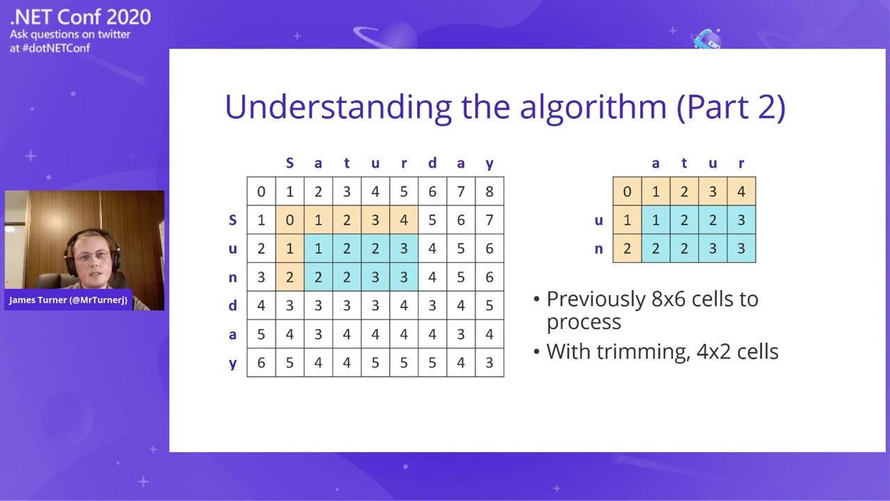 Maximising Algorithm Performance in .NET: Levenshtein Distance