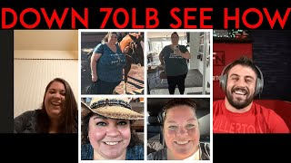 Fullerton Keto Motivation Monday Ep 2- switch to keto taking in 800 more cal down 10lb 8 Days
