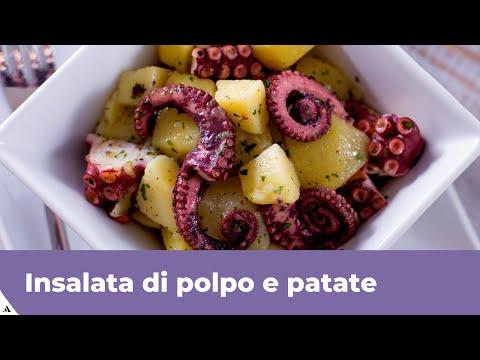 Insalata tiepida di polpo e patate להורדה