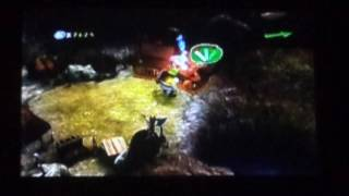 Shrek Forever After The Wii Game Part 22: The Docks (Missing Secret Items and Treasures).