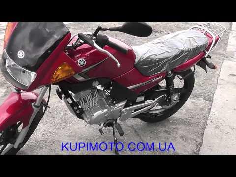 Обзор мотоцикла YAMAHA YBR 125