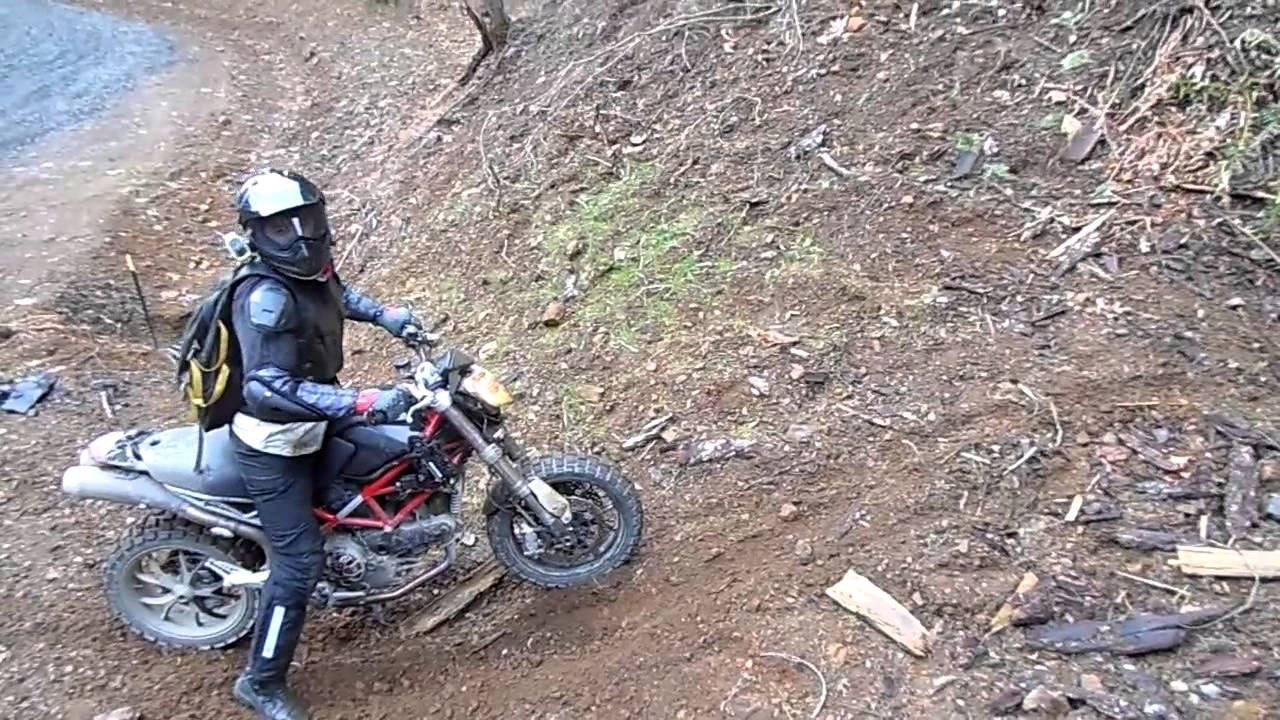 Ducati Hypermotard Dirt