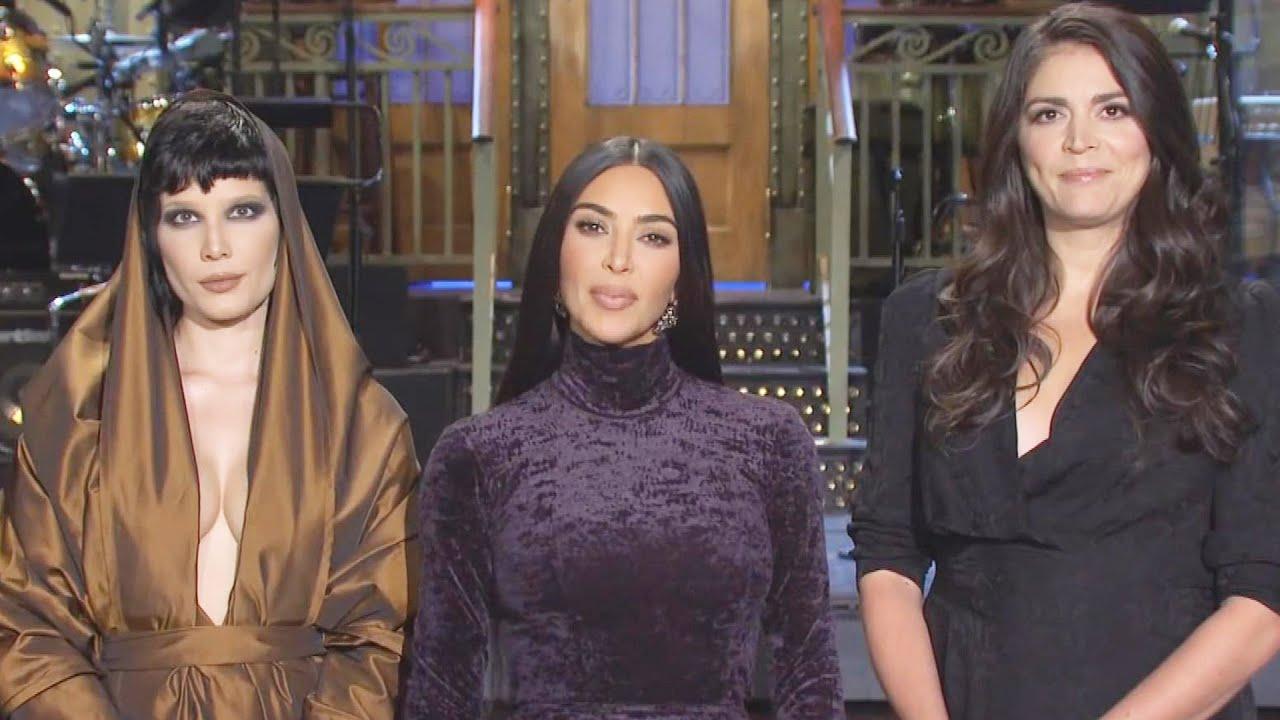 Kim Kardashian's SNL Hosting Debut Boosted Ratings Despite ...