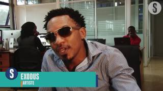Ugandan gospel singer Exodus talks on his major music project