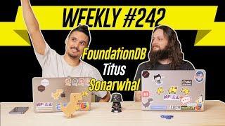 Weekly 242 - Transformao digital e novos projetos open-sourceda Apple e Netflix