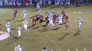 Polk County vs McMinn Central 9/4/09