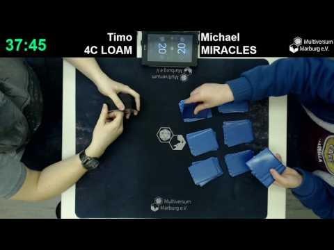 Legacy 2017: Loam vs Miracles