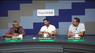 HATAYSPOR TEKNİK DİREKTÖRÜ ÖMER ERDOĞAN BEYZADE FM TV'DE