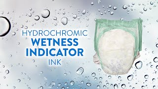 Hydrochromic inks