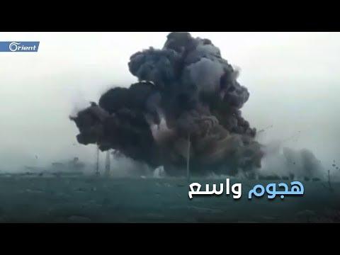 الفصائل المقاتلة تتصدى لهجوم الميليشيات الطائفية على غرب حلب وتنشر صورا لقتلاها  - نشر قبل 13 ساعة