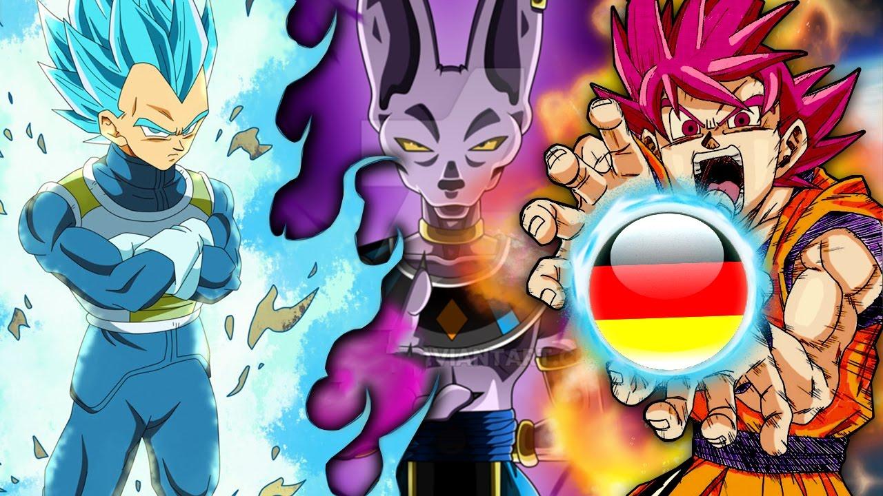 Dragonball Super In Deutschland