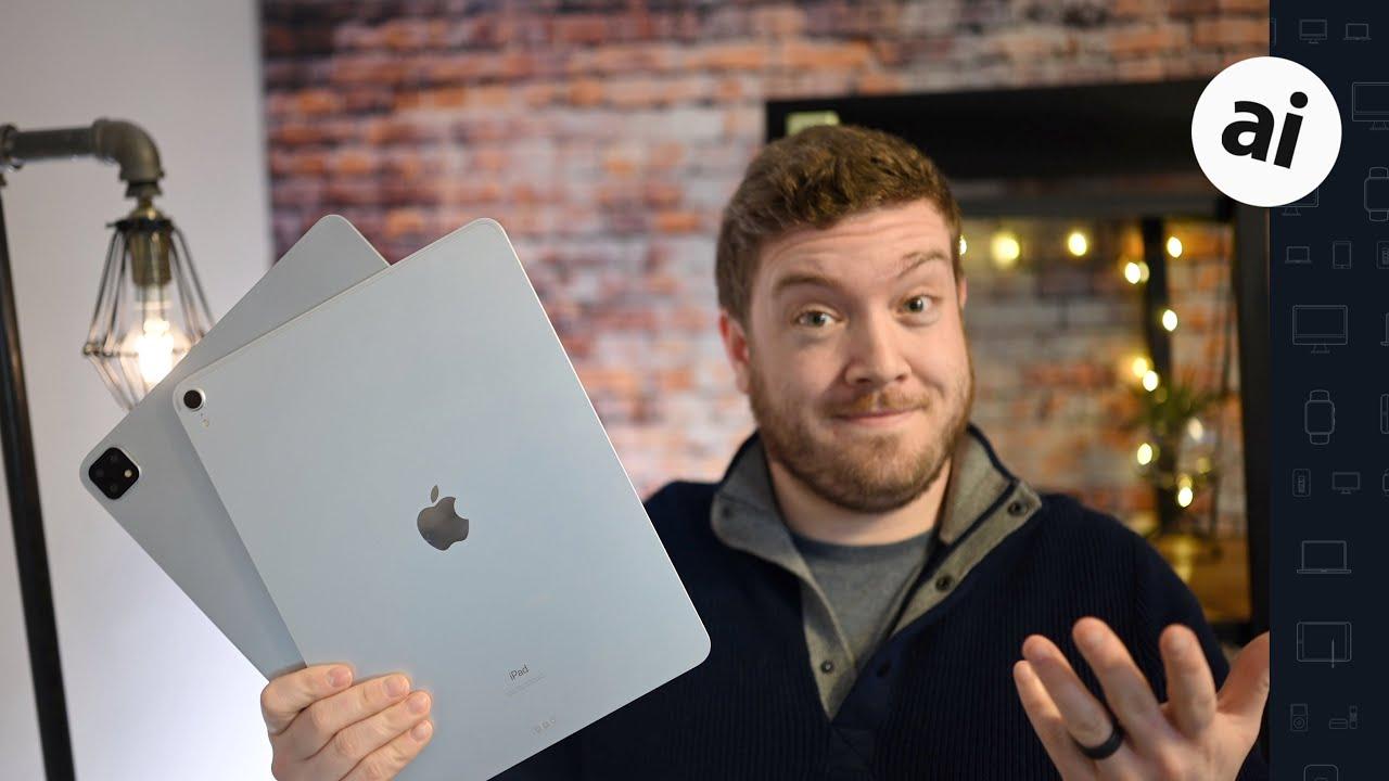 2018 iPad Pro VS 2020 iPad Pro! – AppleInsider