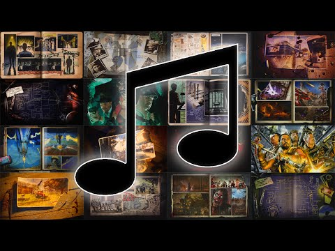 All 14 Loading Screen Songs/Jingles/Themes In Black Ops 3 + 2 + WAW & The Giant Song (COD Zombies)