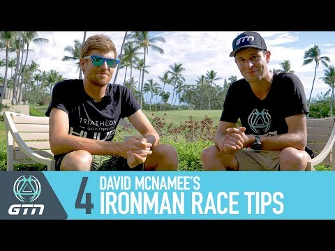 David McNamee's Ironman Triathlon Tips   How To Complete A Perfect Race
