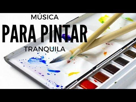 Música Relajante para Pintar | Pintar para niños y adultos | Colorear, Dibujar, Cuadros, Mandalas