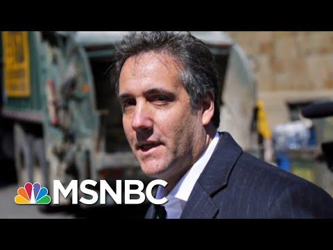 Why Stormy Daniels' Suit Complicates Michael Cohen's Legal Options In Criminal Case  MSNBC