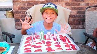 Tayden's 10th Birthday Party🎉🎂