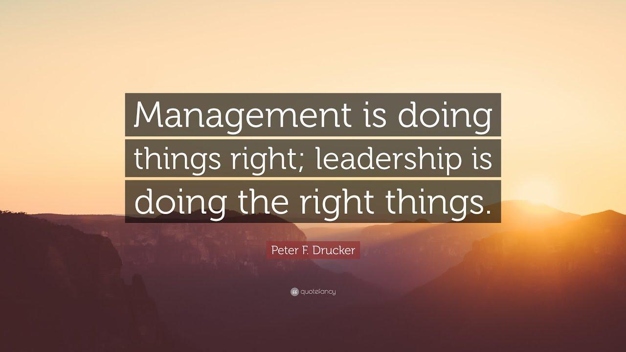 Peter Drucker Quotes | Top 40 Peter F Drucker Quotes Youtube