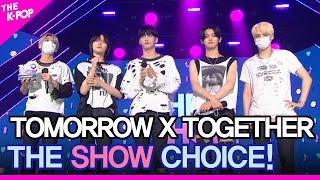 TOMORROW X TOGETHER(투모로우바이투게더), THE SHOW CHOICE! [THE SHOW 210608]
