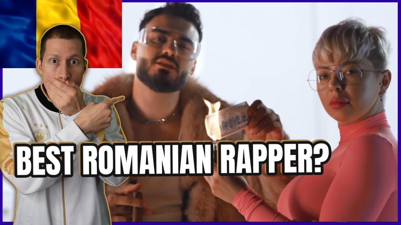 Romanian Rap Reaction | Jador ❌ Moro ❌ Lino - Sunt O Forta ? Official Video