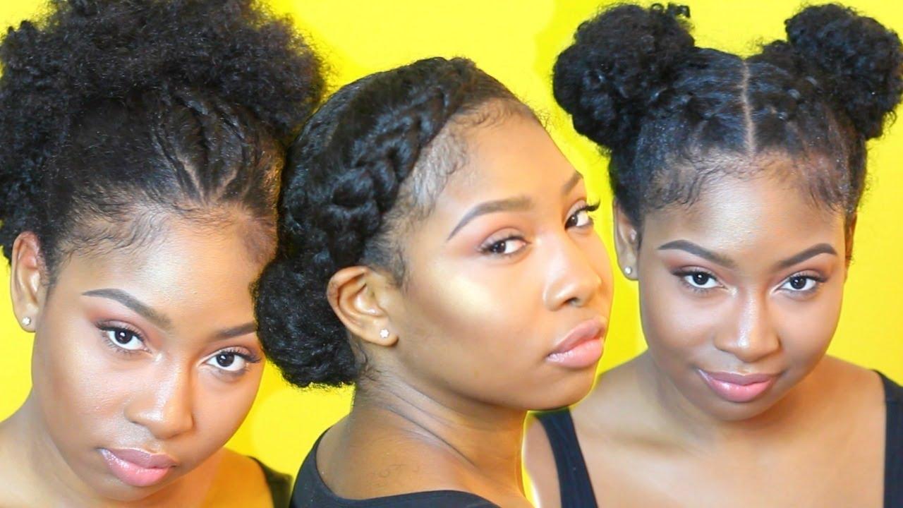 5 easy hairstyles failed