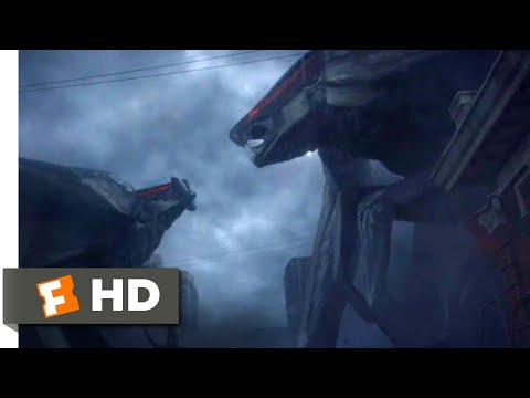 Ghostbusters (2016) - Giant Ghost Fight Scene (10/10) | Movieclips from YouTube · Duration:  3 minutes 25 seconds