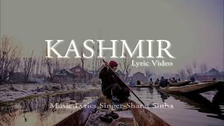 KASHMIR   SHARAT SINHA