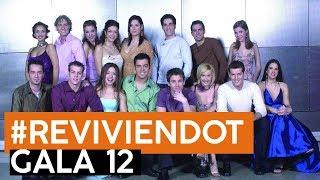 Gala 12 - Operación Triunfo 1   ReviviendOT
