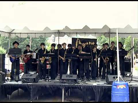 Takoma Park Middle School Jazz Ensemble