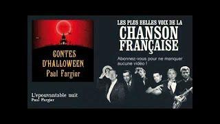Paul Fargier - L'epouvantable nuit