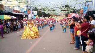 Tribu Mahitaganon.. Siomai Festival 2016 Zone 6