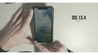 Apple Music Karaoke New Feature - iOS 13.4 Beta