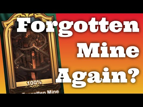[AFK ARENA GUIDE] Peaks of Time - The Forgotten Mine