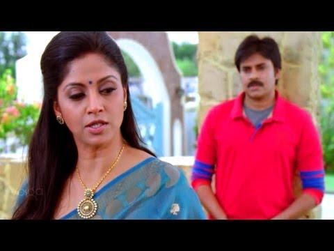 Attarintiki Daredi Scenes || Sentiment Scene In Attarintiki Daredi