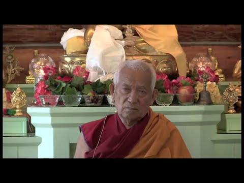 12 Aryadeva's 400 Stanzas on the Middle Way with Geshe Yeshe Thabkhe 07-15-13