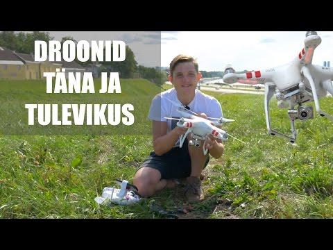 Droonid Täna ja