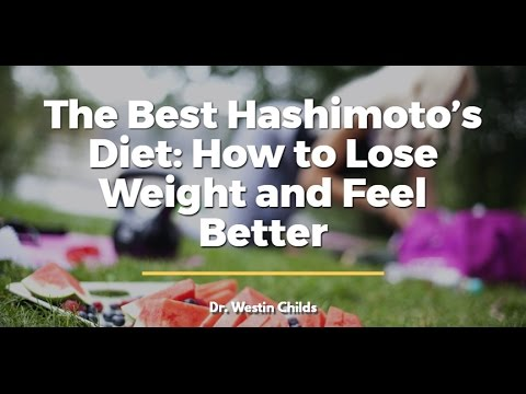 Hashimoto's Diet Guide - 5 Diets to Reduce Inflammation and Autoimmunity
