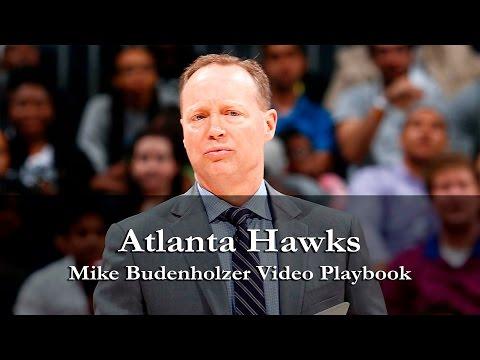 Mike Budenholzer Atlanta Hawks Video Playbook (2013-2016)