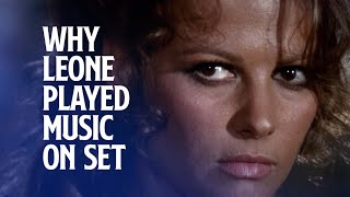 Why Sergio Leone Played Music On Set