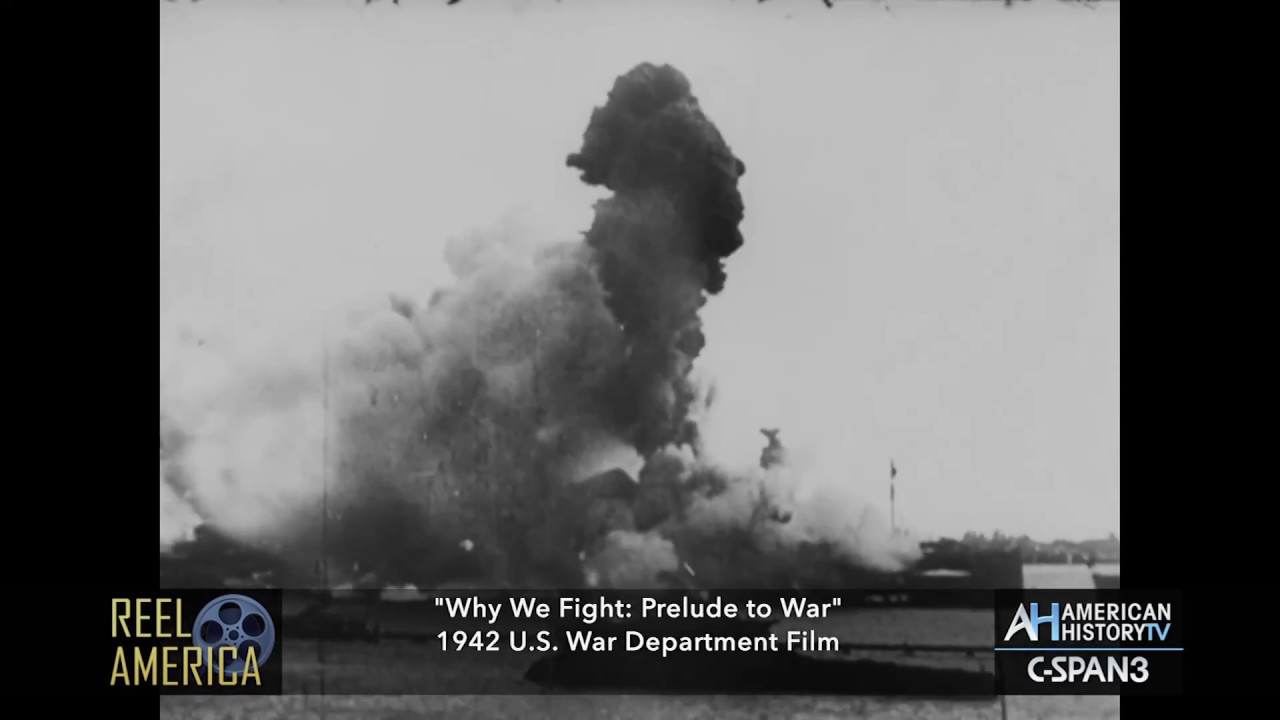 Why We Fight (1942) Documentary – War Comes to America