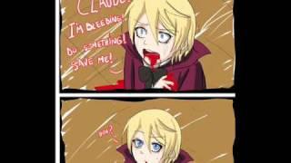 Alois Trancy; our favorite little psycho^W^