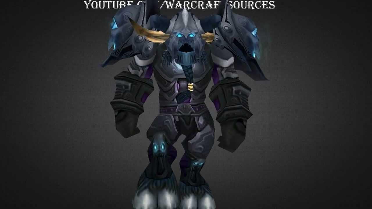 Tauren Warrior Tier 3 ...