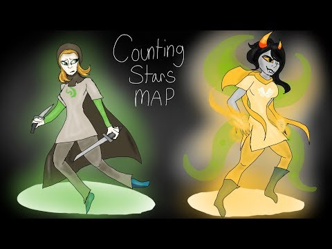 Counting Stars (HOMESTUCK FAN MAP)