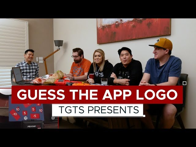 Guess the App Logos   TGTS S3E11
