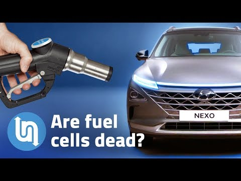 Hydrogen Fuel Cell Car - Where Are They?