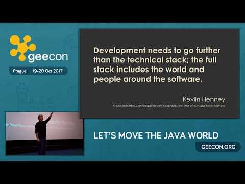 GeeCON Prague 2017: Kevlin Henney - Full Stack Developer