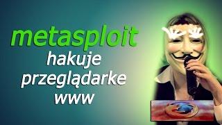 Metasploit i Armitage w Kali Linux | UWAŻAJ NA HAKOWANIE JAVA!!!