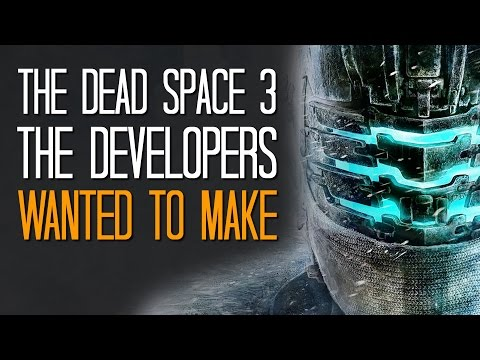 The Dead Space 3 the developers wanted to make - Here's A Thing