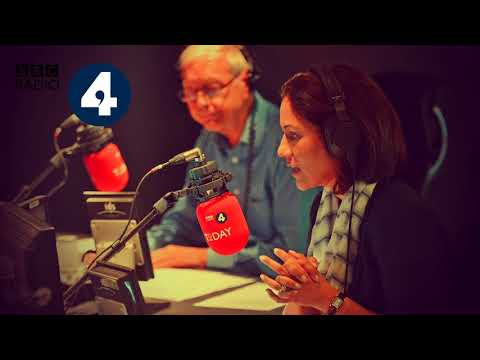 13 January 2018: Jordan Peterson interviewed on BBC Radio 4 'Today' programme