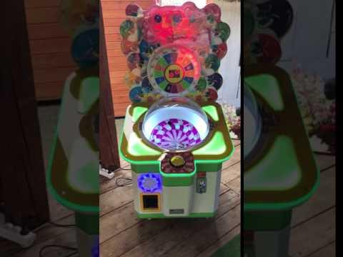 Lollipops dispensing machine